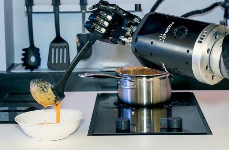 Roboter-Köche