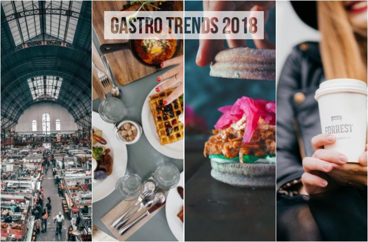 Gastro Trends 2018