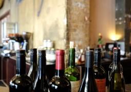 Wein zum Essen