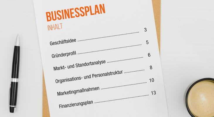 businessplan_inhaltsverzeichnis