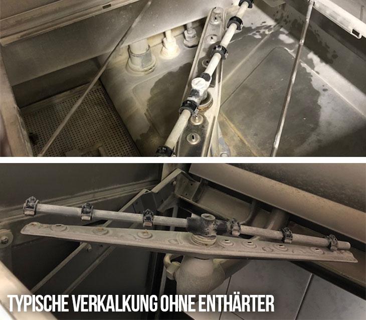 industriespuelmaschine-gewerbespuelmaschine-enthaerter-kalk-wasserschaden