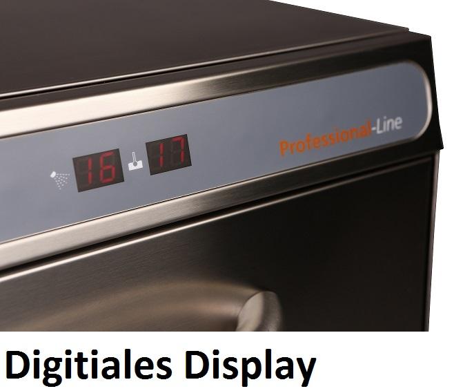 geschirrsp lmaschine profi 50 sl digital onlineshop. Black Bedroom Furniture Sets. Home Design Ideas