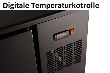 Digitale Temperaturkontrolle