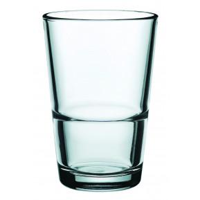 Wasserglas EAST gehärtet, stapelbar 0,19l