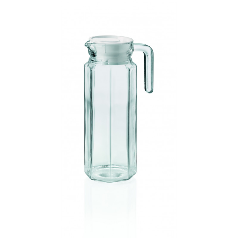 glaskrug mit deckel glaskrug mit deckel eur 8 50 picclick de glaskrug mit deckel wolga. Black Bedroom Furniture Sets. Home Design Ideas