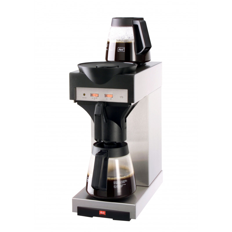 melitta filterkaffeemaschine m 170 m online shop gastro hero. Black Bedroom Furniture Sets. Home Design Ideas