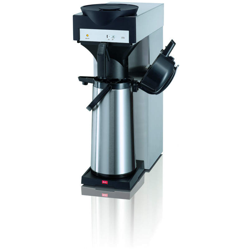 melitta filterkaffeemaschine m 170 mt online shop gastro hero. Black Bedroom Furniture Sets. Home Design Ideas