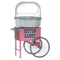 Neumärker Verkaufswagen für Zuckerwattemaschine