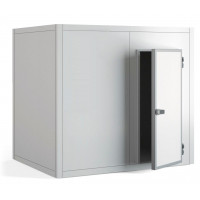 Tiefkühlzelle PROFI 100 mm Wandstärke - 1430 x 1430 x 2200 mm