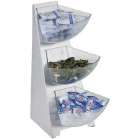 APS Multi-Rack, 3-stufig 19 x 24 cm, H: 41 cm
