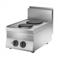 Bartscher Elektroherd 650 Snack 400x650 - Tischgerät