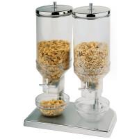 APS Cerealienspender -Fresh+Easy- ca. 22 x 35 cm, Höhe 52 cm