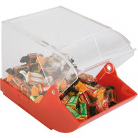 APS Universalbox, rot 23 x 14,5 cm, H: 15 cm