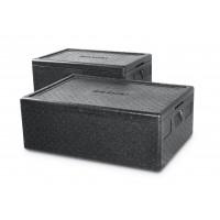 Thermobox GN 1/1 grau 40 Liter 600x400x(H)275mm
