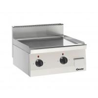 Bartscher Elektro-Grillplatte 600 Imbiss glatt 600x600