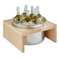 APS Konferenzkühler -BRIDGE-Set Ahron, 35 x 35 cm, H: 19 cm