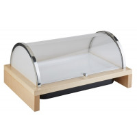 APS Kühlbox -BRIDGE- Set Ahorn, 63,5 x 42,5 cm, H: 31 cm