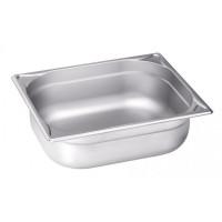 Blanco Edelstahl Gastronorm-Behälter GN 1/2 - 200 mm, Inhalt: 11,7 Liter