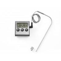 Einstechthermometer mit Timer - 65x70x17mm
