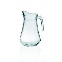 Glaskrug mit Eislippe - 1,25 Liter