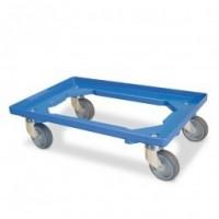 Transportroller blau