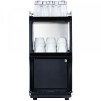 Melitta Cafina Milchkühlschrank mit Tassenwärmer