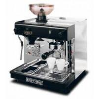 Espressomaschine Office Pulser mit 1 Brühgruppe mit Kaffeemühle