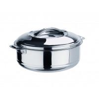 Thermobehälter aus Edelstahl mit Lappengriffen- 1,2 Liter   Lager & Transport/Speisentransport/Speisentransportbehälter