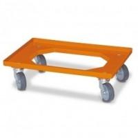Transportroller orange