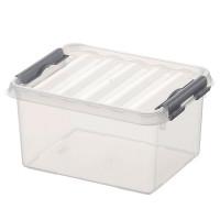 Klarsichtbehälter mit Deckel 200x150 mm - 140 mm | Lager & Transport/Lagerausstattung/Lager- & Transportbehälter