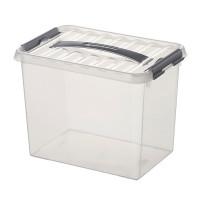 Klarsichtbehälter mit Deckel 400x300 mm - 260 mm | Lager & Transport/Lagerausstattung/Lager- & Transportbehälter
