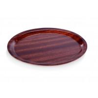 Café-Tablett oval, 26cm x 20cm