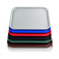 Tablett PP, 45,5x35,5cm, dunkelgrün
