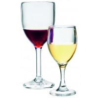 Weinglas aus Polycarbonat 0,14l