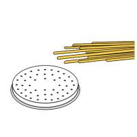 Nudelformscheibe Spaghetti Chitarra 50