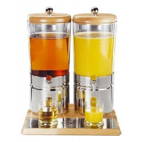 APS Saftdispenser -TOP FRESH- 42 x 35 cm, H: 52 cm