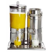 Saft- und Milchdispenser -Top Fresh Mix-,  ca. 42 x 35 cm,