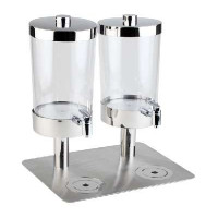 APS Saftdispenser DUO -SUNDAY- 35 x 45 cm, H: 48 cm