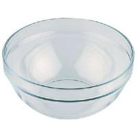 APS Schale -FRAMES- Glas, Ø 23 cm, H: 10,5 cm