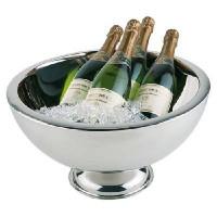 APS Champagnerkühler Ø 44 cm, H: 24 cm, 10,5 Liter