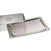 APS Tablett mit Haube 42 x 31 cm