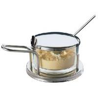 Parmesan-Menage -Classic- ca. Durchm. 10,5 cm, Höhe 7 cm