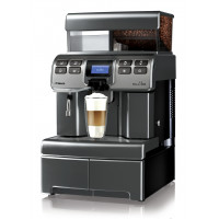 Aulika TOP One Touch Cappucino anthrazit mit Wassertank inkl. Aufstellpauschale