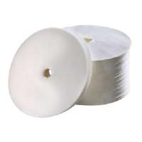 Bartscher Rundfilterpapier Durchmesser: 245mm - 1000 Stück