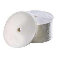 Rundfilterpapier Durchmesser: 245mm - 250 Stück