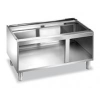 Unterbau offen Dexion Serie 66 - 100/60 | Kochtechnik/Neutrale Elemente & Untergestelle