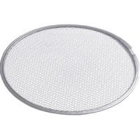 Pizza Screen/Gitter aus Aluminium- Streckgewebe, Durchmesser: 45 cm