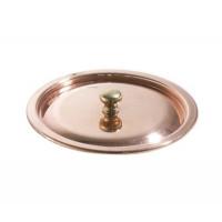Deckel aus Kupfer, 8,5cm Durchmesser