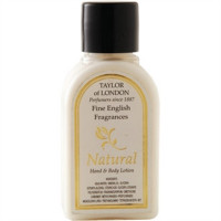 "Taylor of London Hand- und Bodylotion ""Natural"" - 250 Stück"
