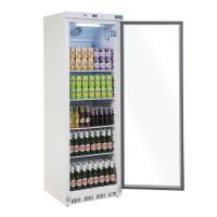 Lagerkühlschrank Polar 400 Liter mit Glastür